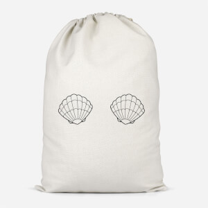 Two Shells Cotton Storage Bag