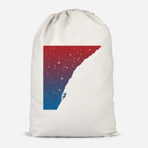 Starry Climb Cotton Storage Bag