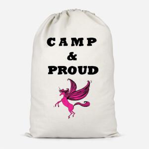 Camp & Proud Cotton Storage Bag