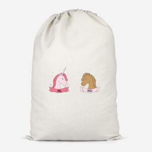 Im A Unicorn Cotton Storage Bag