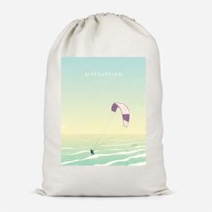 Kitesurfing Cotton Storage Bag