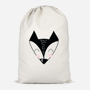 Fox Cotton Storage Bag