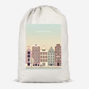 Amsterdam Cotton Storage Bag