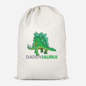Daddysaurus Cotton Storage Bag