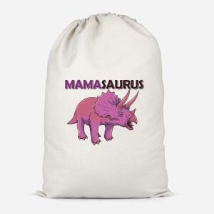 Mama Saurus Cotton Storage Bag
