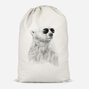 Cool Bear Cotton Storage Bag