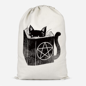 Satanicat Cotton Storage Bag