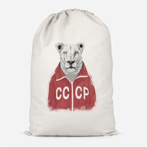 CCCP Lion Cotton Storage Bag