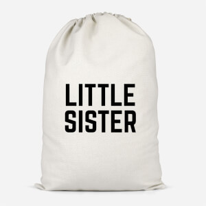 Little Sister Cotton Storage Bag