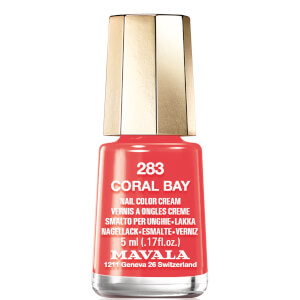 Mavala Mini Colour Nail Varnish - Coral Bay 5ml