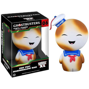 "Funko Dorbz XL Ghostbusters Toasted Stay Puft 6"" Exclusive Figure"