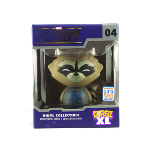 "Funko Marvel Dorbz XL Rocket Raccoon 6"" Exclusive Figure"