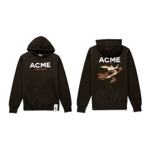 Looney Tunes ACME Capsule Wile E. Coyote Run Hoodie - Black