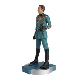 Eaglemoss Valerian Figure (1-16 Scale) - Commander Arun Filitt