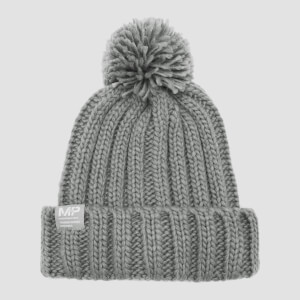 Bobble Hat - Grå