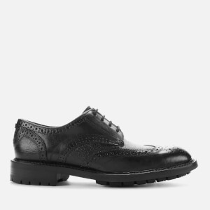Ted Baker Men's Theruu Leather Brogues - Black