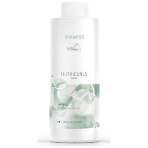 Wella Professionals Nutricurls Micellar Shampoo for Curls 1000ml
