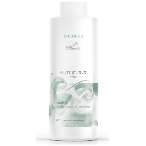 Wella Professionals Nutricurls Shampoo for Waves 1000ml