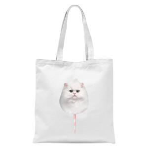 Caticorn Tote Bag - White