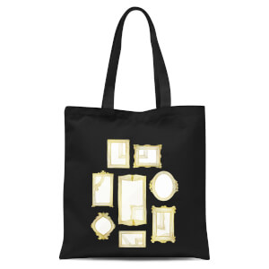 Frames Tote Bag - Black