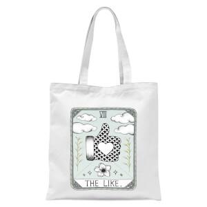The Like Tote Bag - White