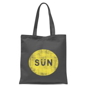 Sun Tote Bag - Grey