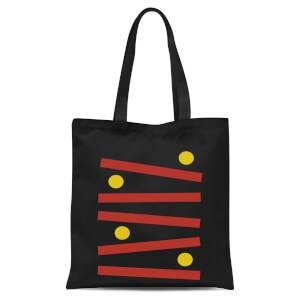Levels Gaming Tote Bag - Black