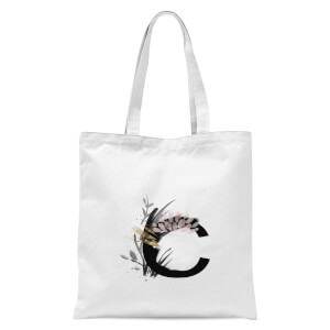 C Tote Bag - White