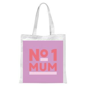 International Women's Day No.1 Mum Tote Bag - White