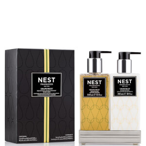 NEST Fragrances Grapefruit Liquid Soap and Hand Lotion Set