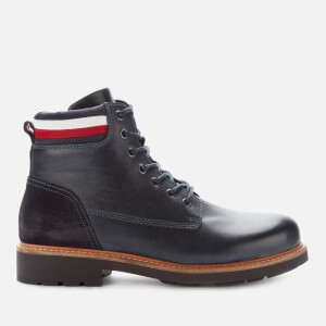 Tommy Hilfiger Men's Active Corporate Lace Up Boots - Midnight