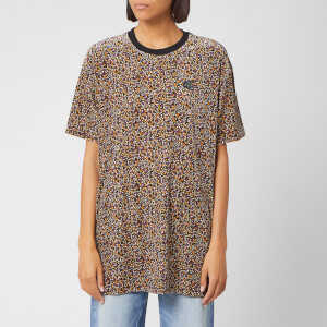 Vivienne Westwood Anglomania Women's Floral T-Shirt - Multi