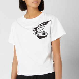 Vivienne Westwood Anglomania Women's Historic T-Shirt - White