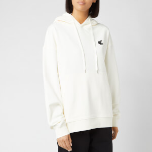 Vivienne Westwood Anglomania Women's Pullover Hoodie - White