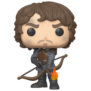 Game of Thrones - Theon Greyjoy con Frecce Infuocate Figura Pop! Vinyl