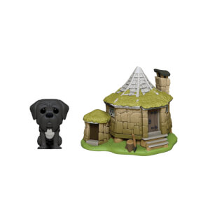 Harry Potter - Hagrids Hütte mit Fang Pop! Town Figur
