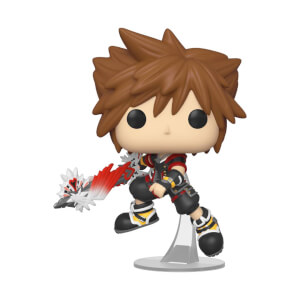Disney Kingdom Hearts 3 Sora with Ultima Weapon Pop! Vinyl Figure