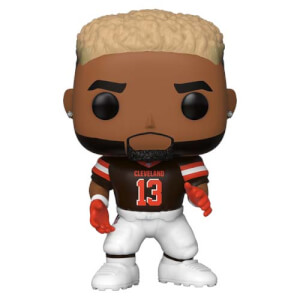 NFL: Browns - Odell Beckham Jr. Figura Pop! Vinyl