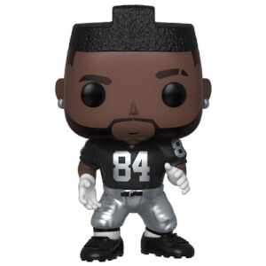 NFL Raiders Antonio Brown Pop! Vinyl Figure