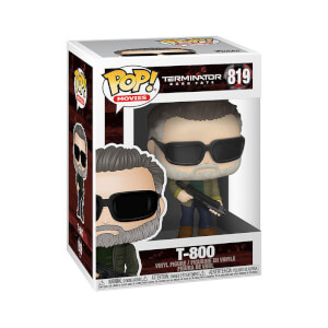 Figurine Pop! T-800 - Terminator Dark Fate