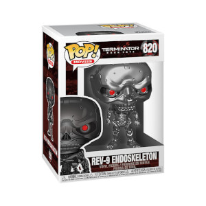 Terminator Dark Fate Rev-9 Funko Pop! Figuur