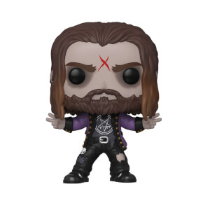 Pop! Rocks Rob Zombie Funko Pop! Figuur