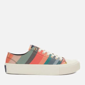 PS Paul Smith Women's Nolan Swirl Low Top Trainers - Swirl