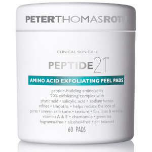 Peter Thomas Roth Peptide 21 Amino Acid Exfoliating Peel Pads - 60 Pads