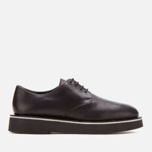 Camper Women's Tyra Leather Derby Shoes - Black