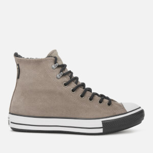 Converse Men's Chuck Taylor All Star Winter Waterproof Hi-Top Trainers - Mason Taupe/White/Black