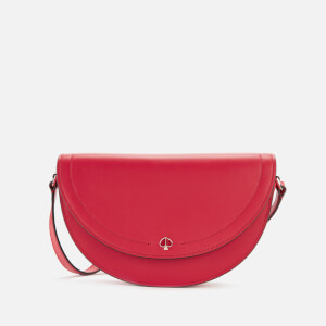 Kate Spade New York Women's Andi Half Moon Cross Body Bag - Hot Chili