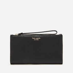 Kate Spade New York Women's Sylvia Large Continental Wristlet - Black