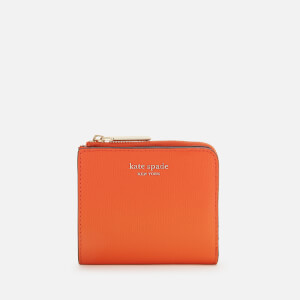 Kate Spade New York Women's Sylvia Large Continental Bifold Wallet - Juicy Orange