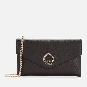 Kate Spade New York Women's Suzy Chain Clutch Bag - Black